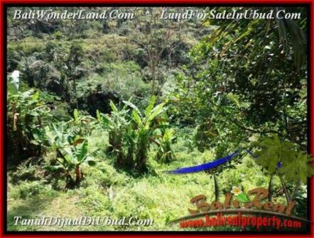 Affordable LAND FOR SALE IN UBUD BALI TJUB503
