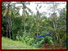 Affordable PROPERTY LAND FOR SALE IN UBUD TJUB421