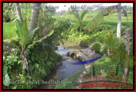 Beautiful UBUD BALI 600 m2 LAND FOR SALE TJUB427