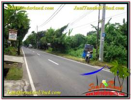 Exotic LAND FOR SALE IN UBUD TJUB565