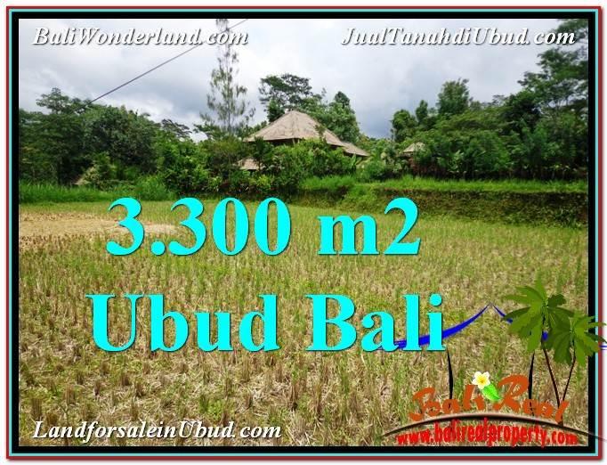 Magnificent LAND SALE IN Ubud Tampak Siring BALI TJUB562