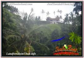 Affordable PROPERTY LAND FOR SALE IN UBUD TJUB640
