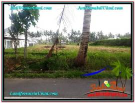 Exotic PROPERTY SENTRAL UBUD 700 m2 LAND FOR SALE TJUB666