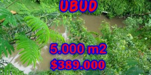 Land for sale in Ubud, Stunning view in Ubud Tegalalang Bali – TJUB250