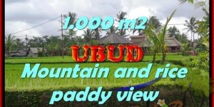 Ubud Tegalalang LAND FOR SALE TJUB424