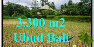Beautiful PROPERTY LAND FOR SALE IN UBUD TJUB562
