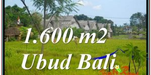 FOR SALE Exotic LAND IN Sentral / Ubud Center BALI TJUB633
