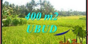 FOR sale Beautiful Property 400 m2 Land in Sentral Ubud TJUB711