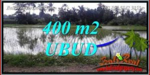FOR sale Exotic 400 m2 Land in Ubud Bali TJUB721