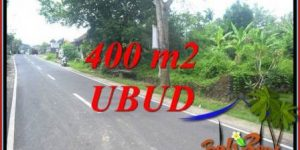 Magnificent Property 400 m2 Land for sale in Sentral Ubud Bali TJUB725