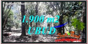 Affordable PROPERTY UBUD LAND FOR SALE TJUB755