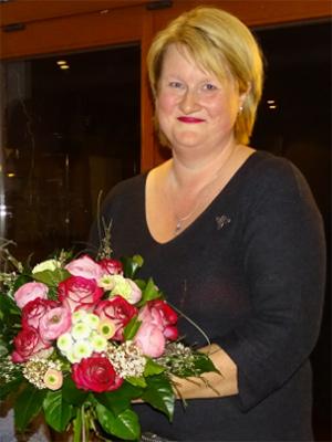 OV Rehren-Idensen: 1. Vorsitzende Annette Blume