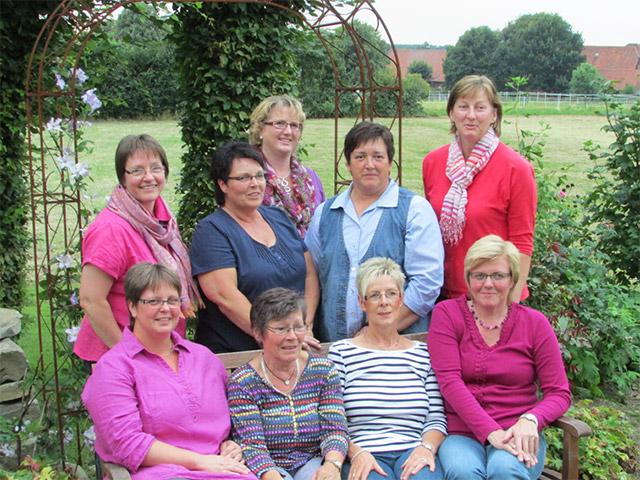 Vorstand OV Hagenburg 2013