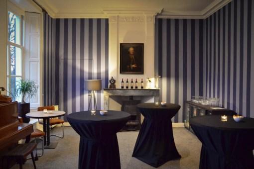 Blauwe zaal