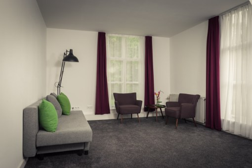Kamer 7 Huis Loowaard € 120,- per nacht