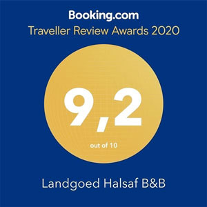 Score Traveller Review Awards Landgoed Halsaf