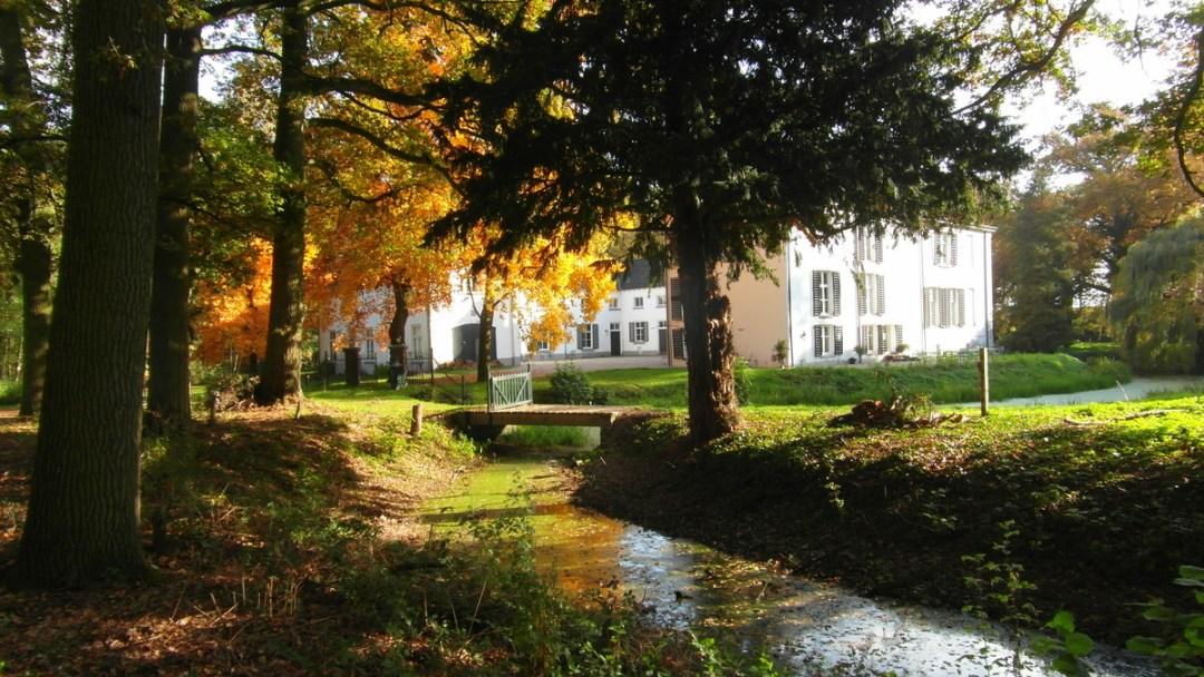 Herfst op Landgoed Halsaf