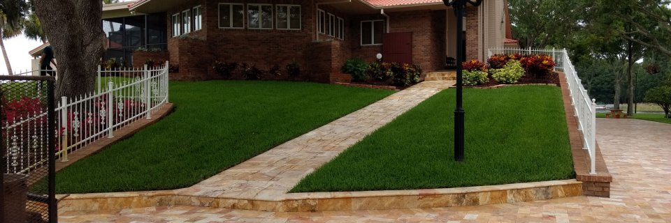Lawn Maintenance and Landscaping
