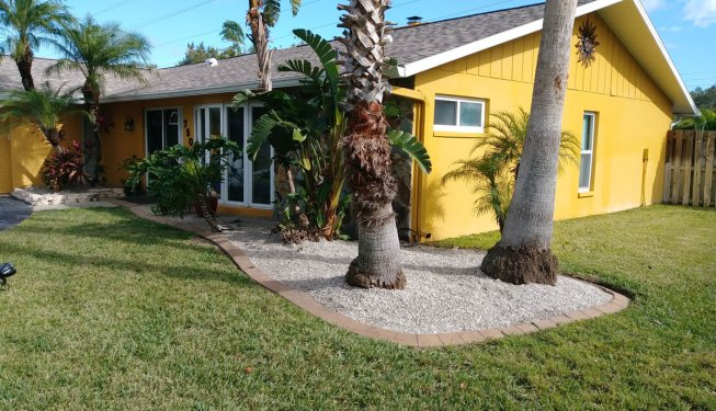 Landscaping Example 8