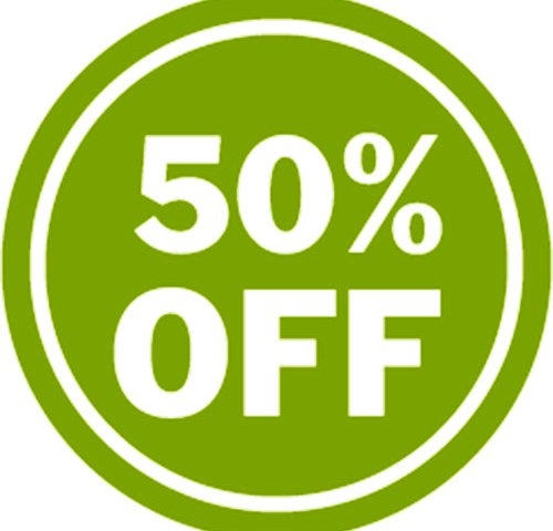 Half-Off Lawn Maintenance Services in Pinellas County