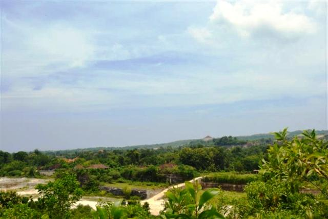 Land for sale in Jimbaran 117 Ares in Jimbaran  Bali