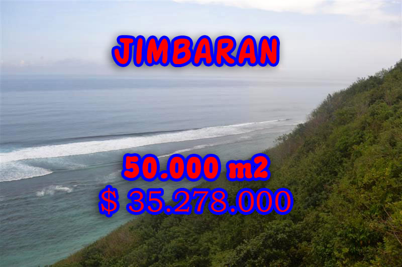 Exceptional Property in Bali, Land for sale in Jimbaran Bali – TJJI029