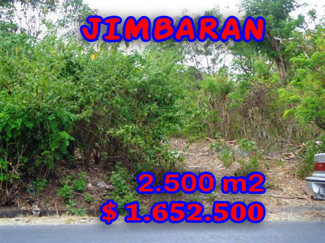 Astounding Property for sale in Bali, Jimbaran land for sale – TJJI022