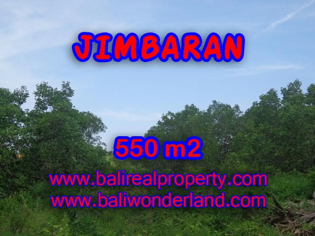 Land for sale in Bali, wonderful view in Jimbaran Bali – TJJI062