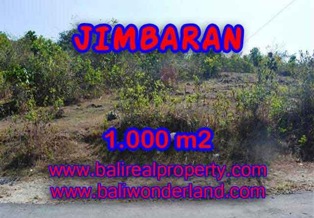 Land for sale in Bali, astonishing view in Jimbaran Ungasan Bali – TJJI074