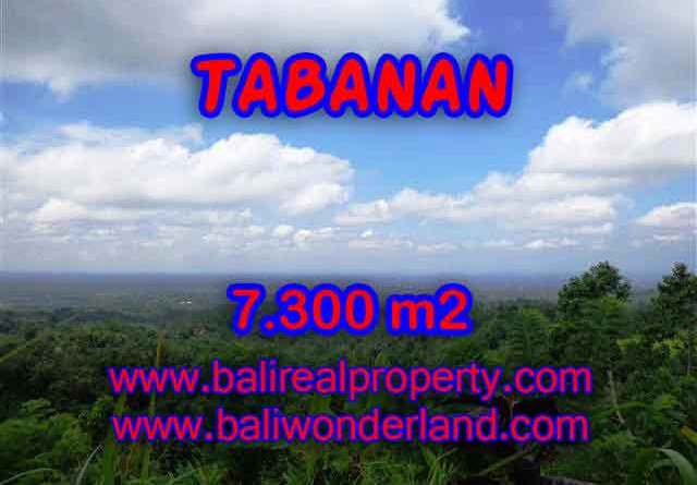 Land in Tabanan Bali for sale, Outstanding view in Tabanan Penebel – TJTB123