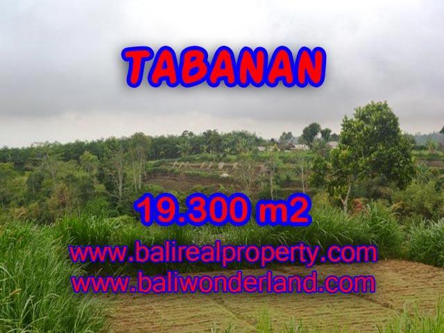 Astonishing Property for sale in Bali, LAND FOR SALE IN TABANAN Bali – TJTB086