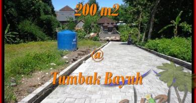 Affordable LAND FOR SALE IN Canggu Pererenan TJCG172