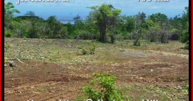 FOR SALE Exotic PROPERTY 400 m2 LAND IN Jimbaran Ungasan BALI TJJI088