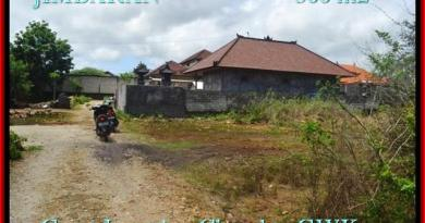 Magnificent PROPERTY 500 m2 LAND FOR SALE IN JIMBARAN TJJI084