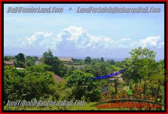 Magnificent PROPERTY 1,100 m2 LAND IN JIMBARAN FOR SALE TJJI067
