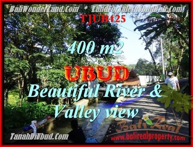 FOR SALE Exotic 400 m2 LAND IN UBUD TJUB425