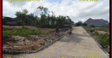 FOR SALE Exotic LAND IN JIMBARAN BALI TJJI085