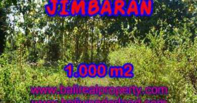 Beautiful Jimbaran Ungasan LAND FOR SALE TJJI071