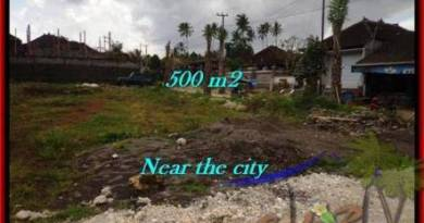 Beautiful TABANAN BALI 500 m2 LAND FOR SALE TJTB201