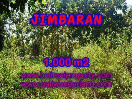 Magnificent PROPERTY Jimbaran Ungasan BALI LAND FOR SALE TJJI071
