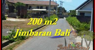 200 m2 LAND FOR SALE IN JIMBARAN TJJI101