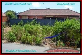 FOR SALE Beautiful PROPERTY LAND IN Jimbaran Ungasan BALI TJJI101