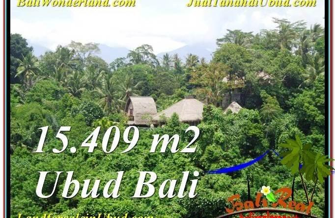 Exotic Sentral Ubud BALI LAND FOR SALE TJUB568