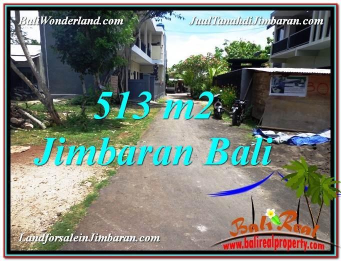 Exotic PROPERTY 513 m2 LAND SALE IN JIMBARAN TJJI105