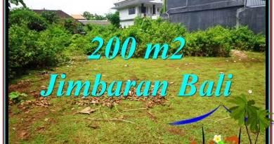 Exotic JIMBARAN 200 m2 LAND FOR SALE TJJI107