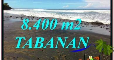 Tabanan Selemadeg BALI LAND FOR SALE TJTB326