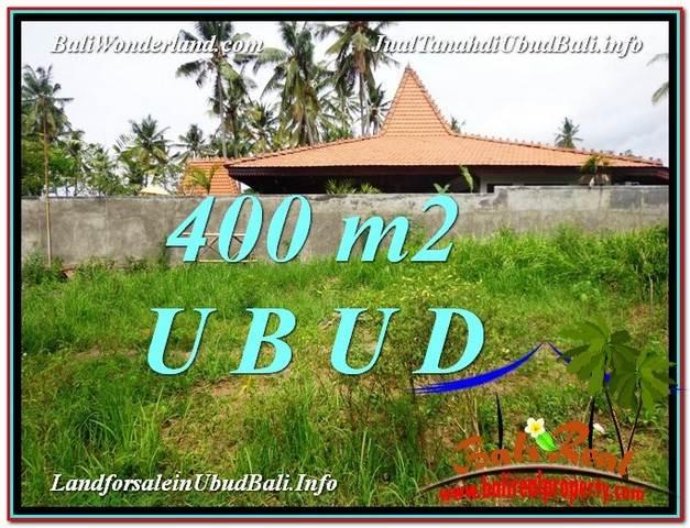 Affordable PROPERTY UBUD LAND FOR SALE TJUB585