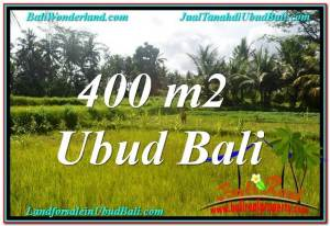 Magnificent LAND FOR SALE IN UBUD TJUB627