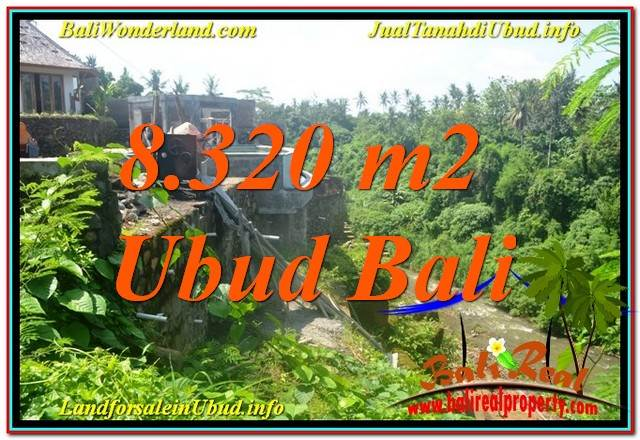 Exotic PROPERTY 8,320 m2 LAND FOR SALE IN Ubud Center BALI TJUB635