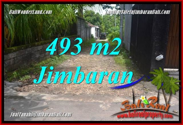 Beautiful 493 m2 LAND IN JIMBARAN FOR SALE TJJI125